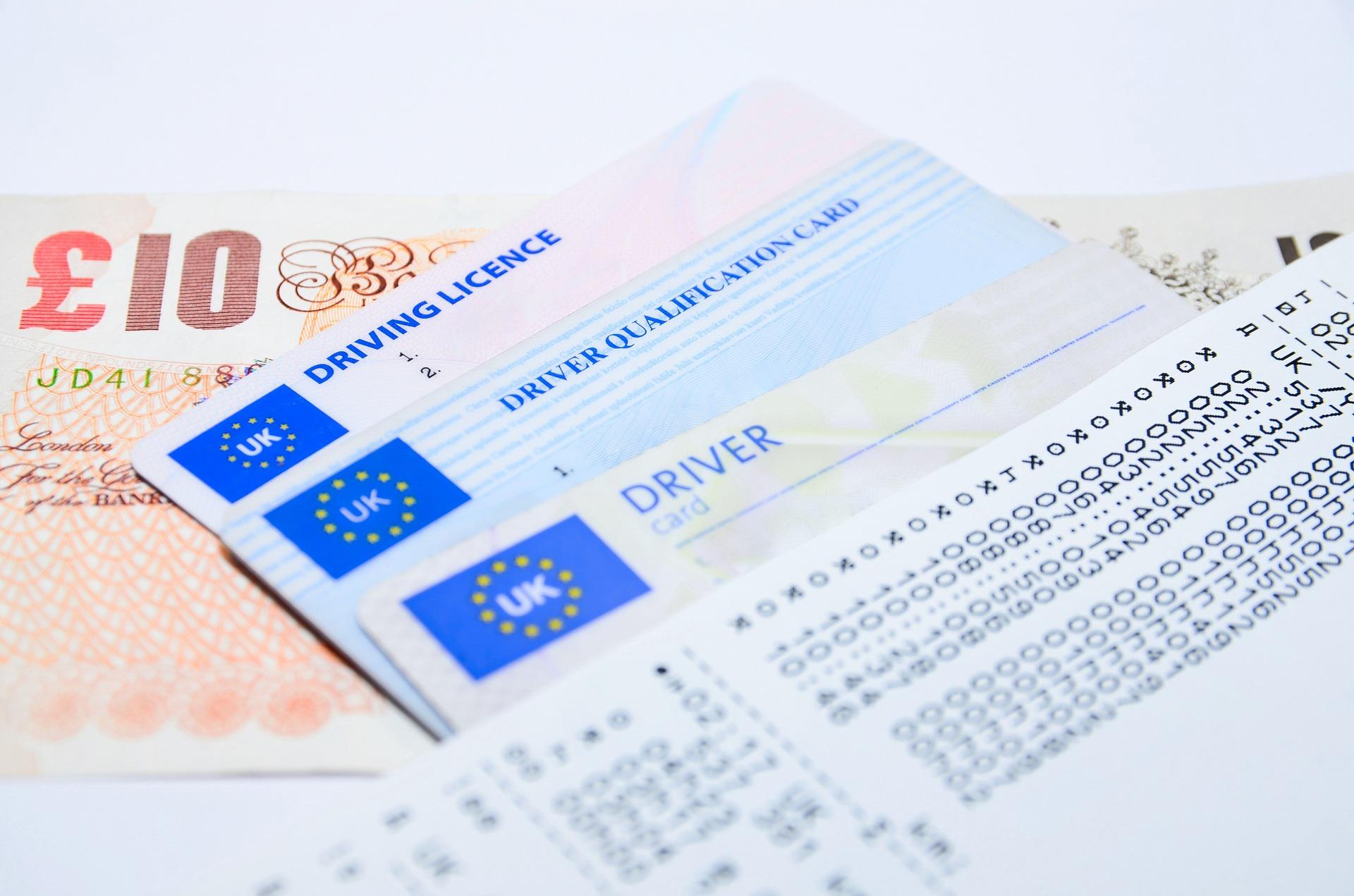 Wat te doen bij een ingevorderd rijbewijs?