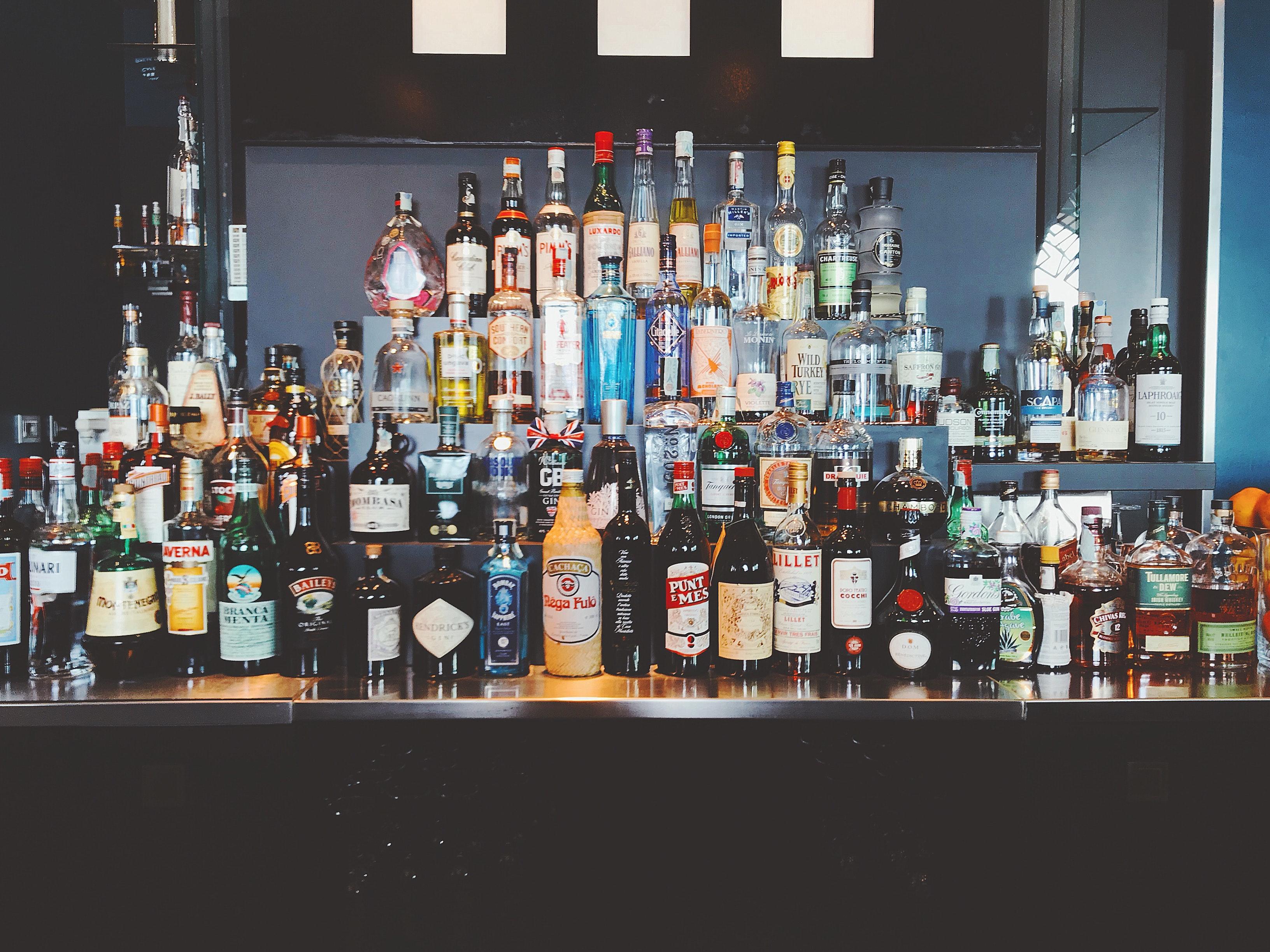 Waar kunt u cocktails drinken in Amsterdam?